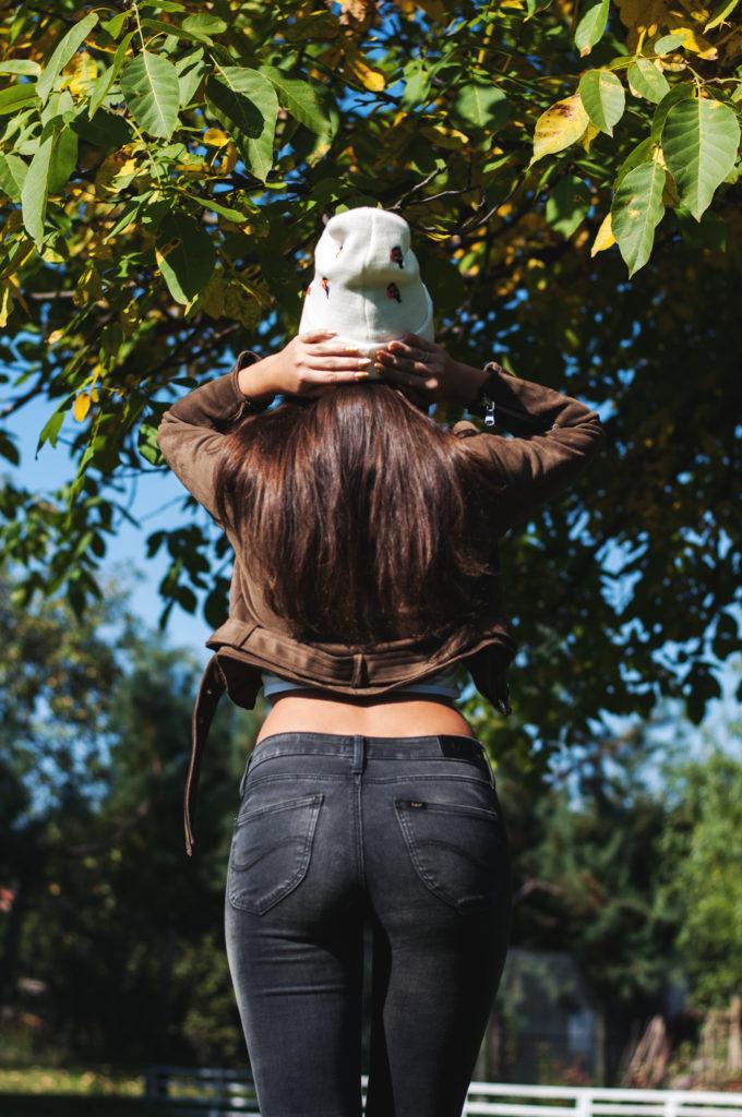 Spodnie Scarlett Broom Black