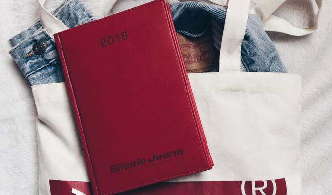 Silesia Jeans Kalendarz na Nowy Rok 2018