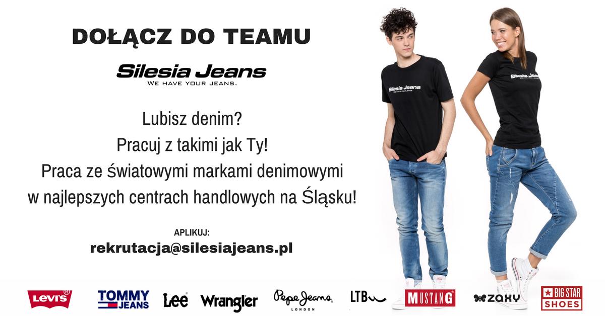 Praca Silesia Jeans