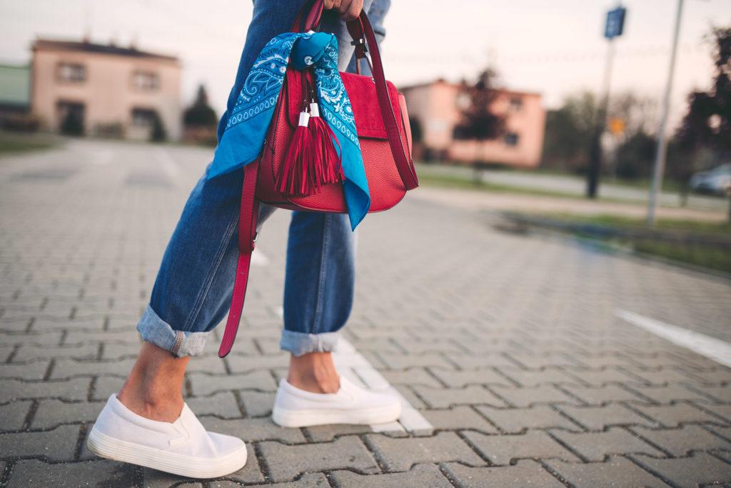 Cena jeansów