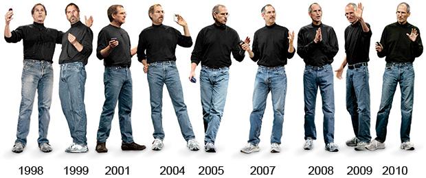 Steve Jobs Levi's