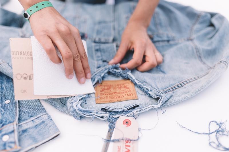 Jak Powstają Spodnie Jeansowe Levi's