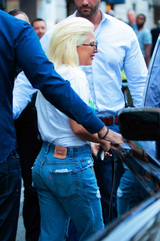 Spodnie Jeansowe Levi's Lady Gaga