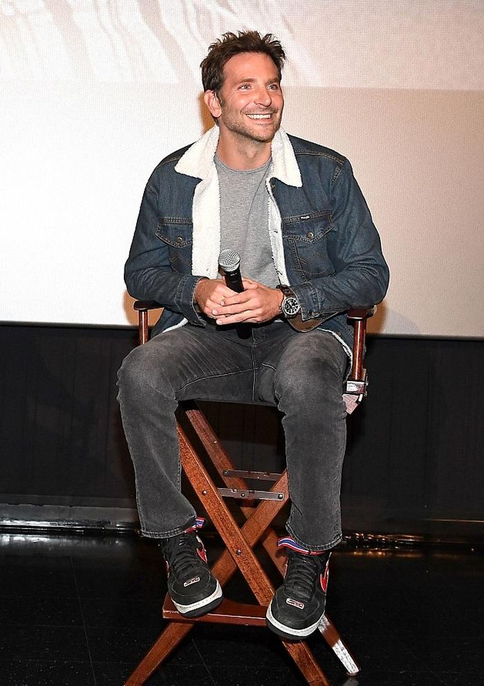 Kurtka Jeansowa Sherpa Wrangler Bradley Cooper