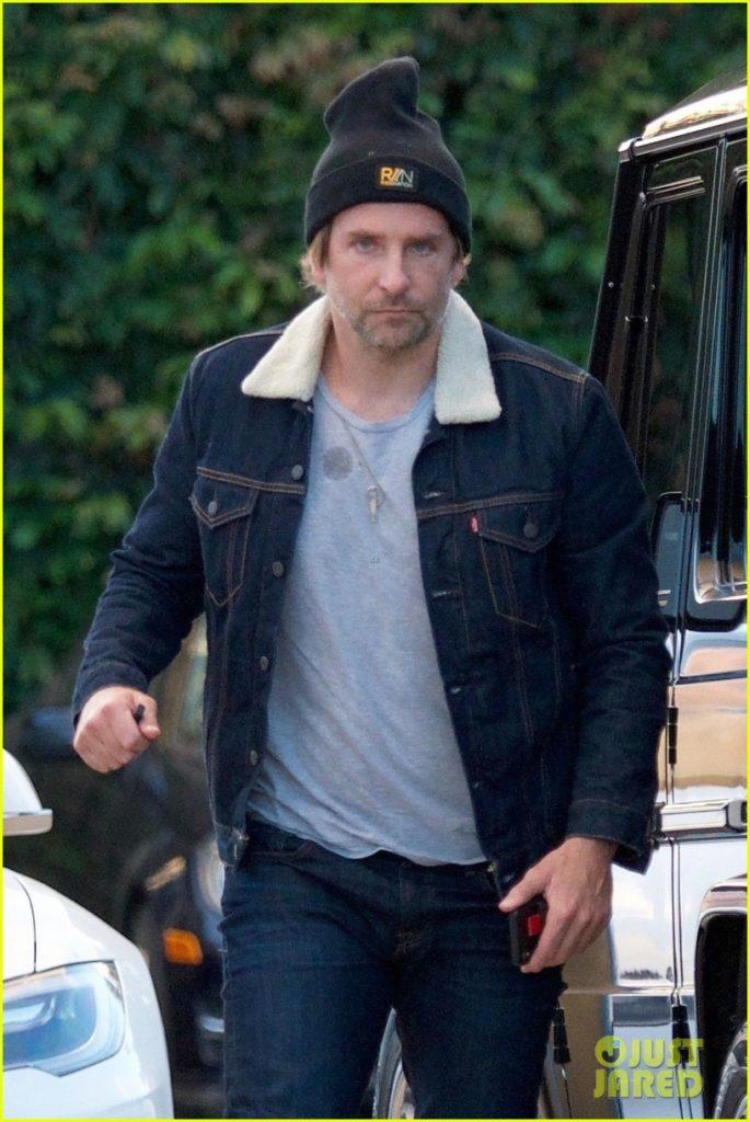 Kurtka Jeansowa Sherpa Levi's Bradley Cooper