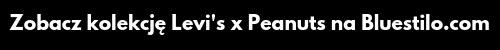 Levi's x Peanuts Snoopy