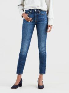Damskie Spodnie Jeansowe Levi's 501