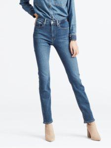 Damskie Spodnie Jeansowe Levi's