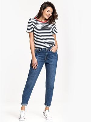 LTB Mom Jeans Spodnie Jeansowe Damskie Bluestilo.com