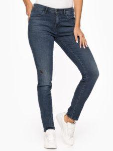 Spodnie Jeansowe Damskie Wrangler Skinny