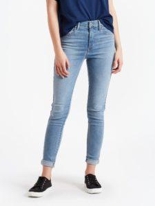 Spodnie Jeansowe Damskie Levi's 720