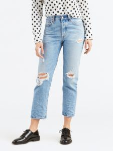 Spodnie Jeansowe Damskie Levi's 501
