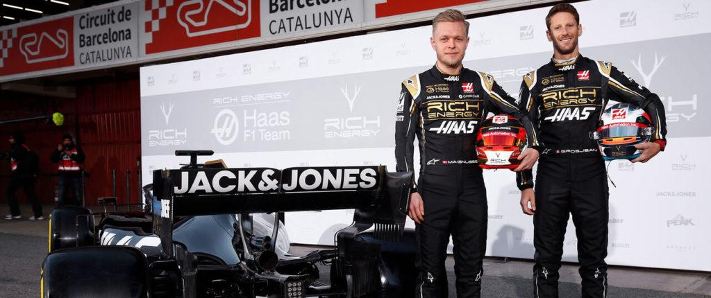 Jack&Jones Haas F1