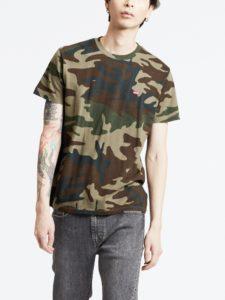 T-shirt Męski Moro Levi's Bluestilo.com