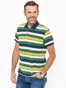 Koszulka Polo Męska Pepe Jeans Paski BLuestilo.com
