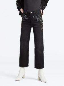 Spodnie Jeansowe Damskie Levi's Ribcage
