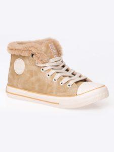 Ocieplane Trampki Big Star Shoes