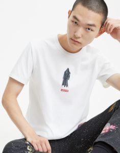 T-shirt Męski Levi's x Star Wars