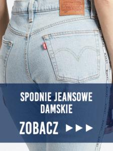 Spodnie Jeansowe Damskie Bluestilo Zobacz