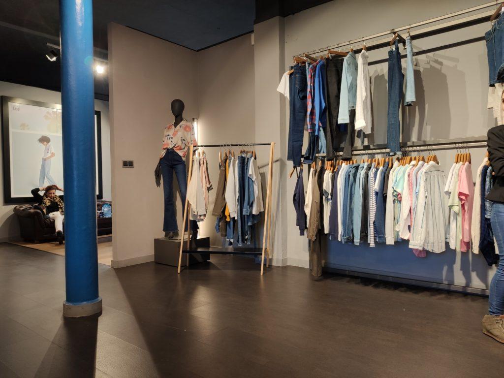 Silesia Jeans szkolenie Lee Wrangler