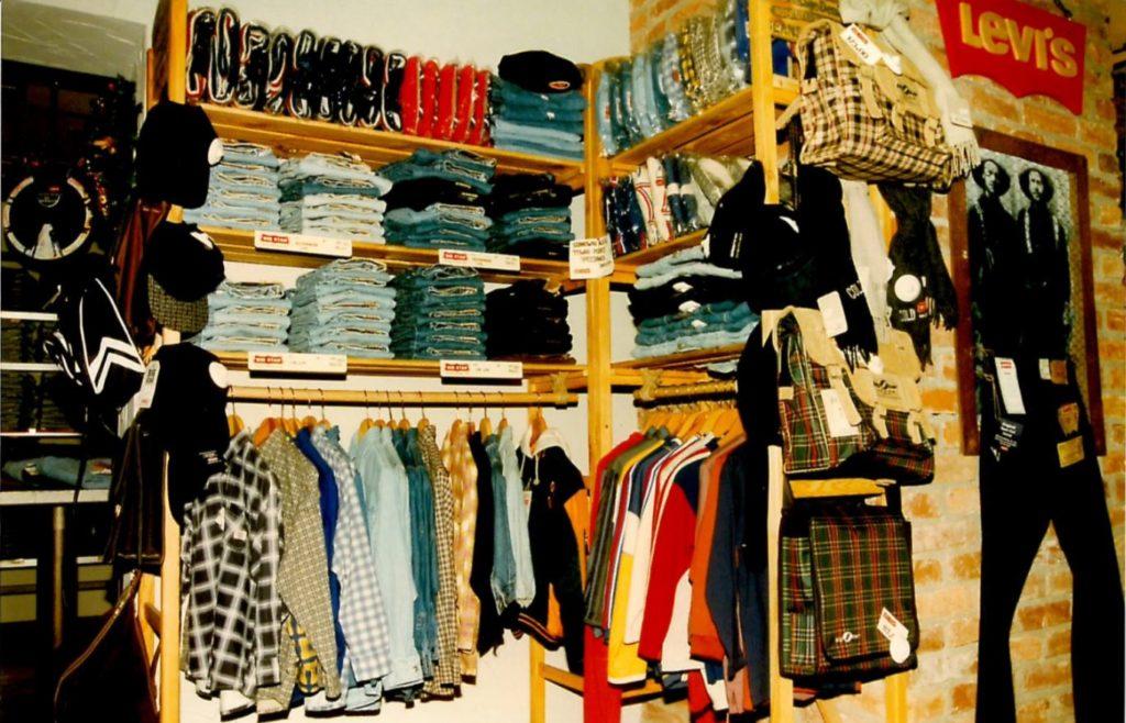 Silesia Jeans Levi's
