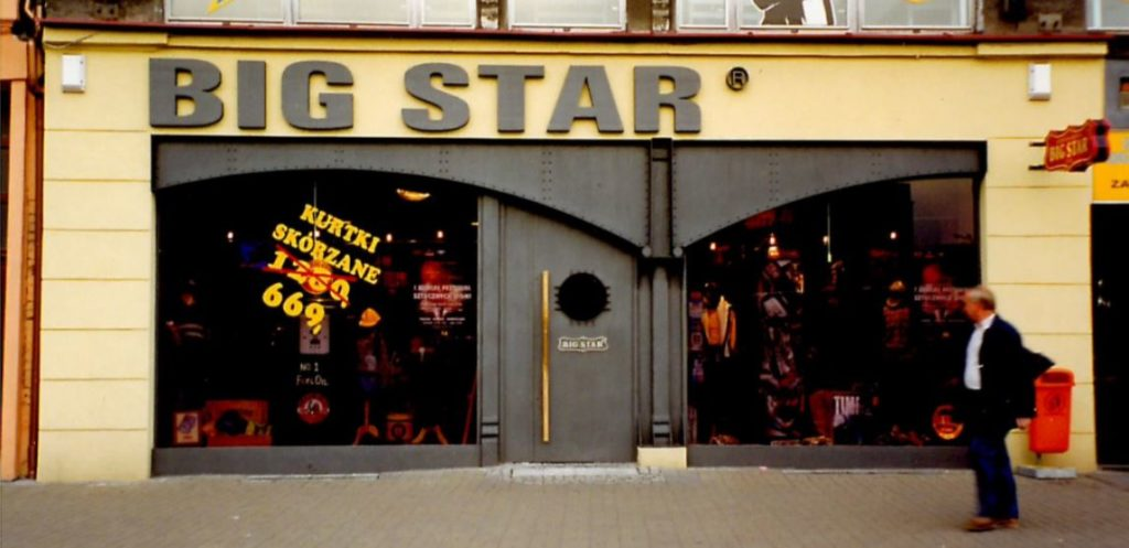 Silesia Jeans Big Star