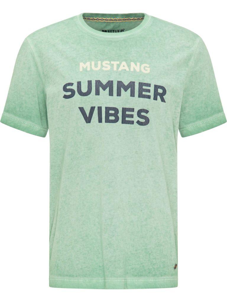 T-shirt Męski Mustang Lato 2020