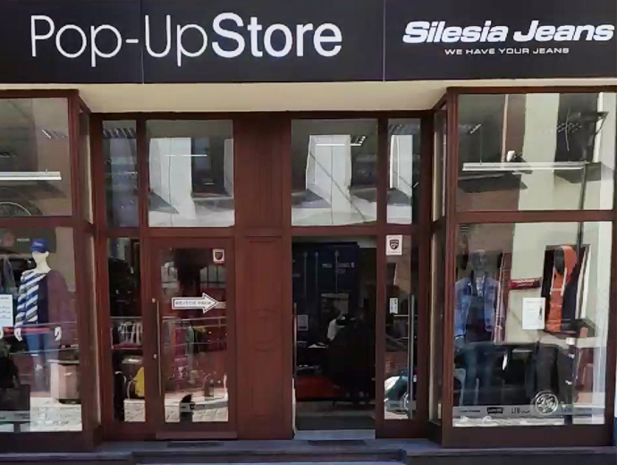 Silesia Jeans Pop-Up Store Mysłowice