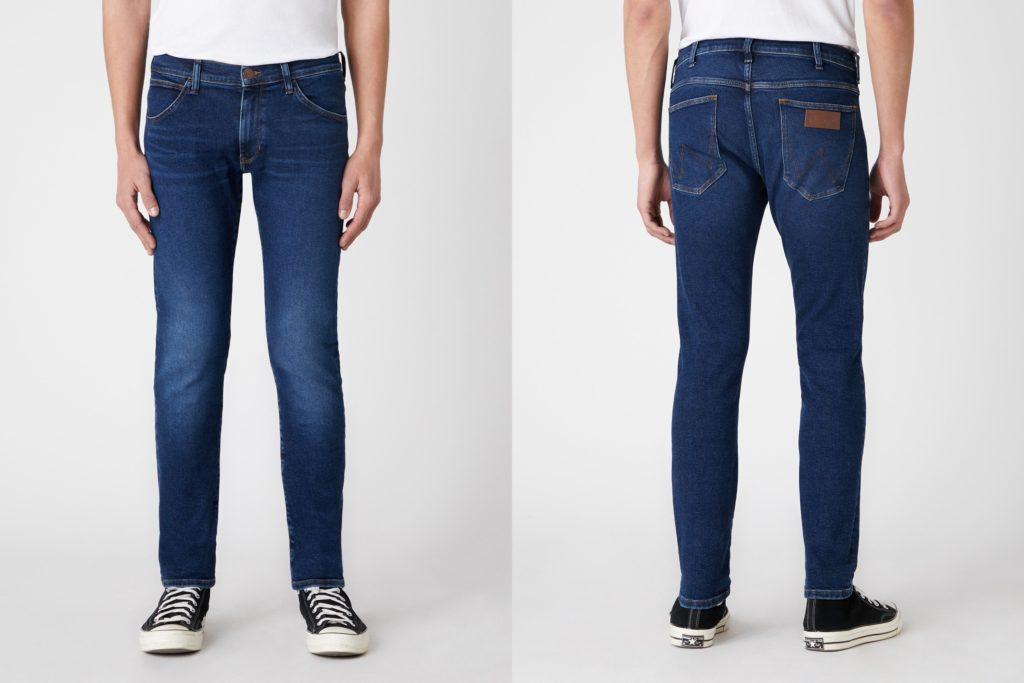 Męskie spodnie jeansowe Wrangler Bryson